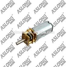 hot sale JA12N30 3-12v dc gear motor for toys intelligent car motor electrical dc geaered motor