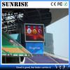 led display full movies videop6,p10,p12,p16,p20big outdoor advertising screen