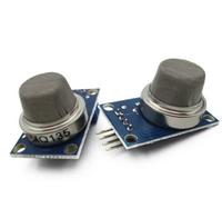 air quality sensor on MQ135 harmful gas detection module