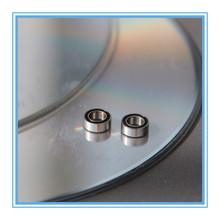 Miniature ball bearing 684-2RS Chrome steel Ball bearing 4x9x4mm