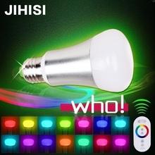 color changing smart lighting energy saving bulb