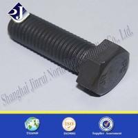 Supply Good quality Luanda hex bolt M6-M42 zinc plated bolt