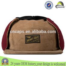 Ear flap cap suppliers,ear flap hat,baseball cap with ear flaps