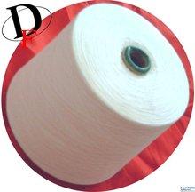100% polyester spun yarn for knitting and weaving 47/1