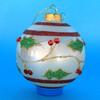 custom glass christmas ornaments
