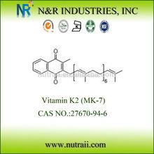 Vitamin K2 MK-7 0.25%/0.5%/1.0%/1.3%