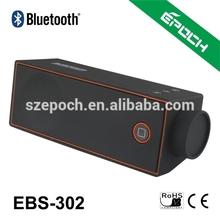 2014 top selling portable mini speaker with fm radio usb input