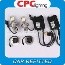 led car h4 LED headlight DC 50W 3600LM CREE led headlight for auto