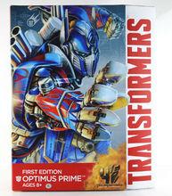 Action Figures Age of Extinction Leader Optimus Prime Platinum Version Transformable Robot