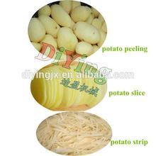 cucumber garlic patato chips onion cassava potato chips cutting machine