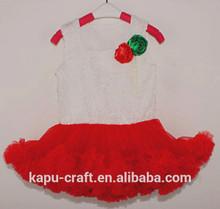 Wholesale children girls white lace dress baby dress