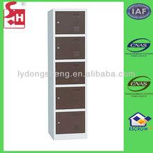 5 Doors High Quality Metal Foot Locker