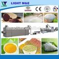 artificial de arroz instantáneo de la máquina de alimentos