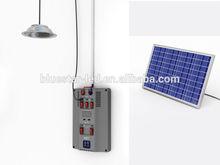 portable 30w solar system sun power low price