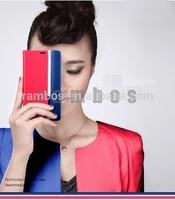 OEM Leather Wallet Flip Mobile Phone Cases Cover Bag for LG Optimus G pro F240K E988