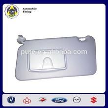 hot sell auto part car sun visor covers 84802-63J51/84801-63J50 for suzuki swift 1.6L