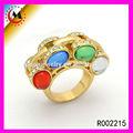 la joyería de china al por mayor anillos de paloma para la venta