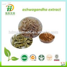 Ashwagandha Extract/ Withanolides 1.5% to 8% HPLC/ ISO Ashwagandha Extract
