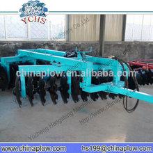 Robust construct tractor trailed disc harrow / drag harrow for sale