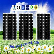 130w 18v poly solar panel