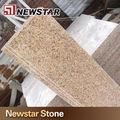 natürliche gelb granit treppenstufen