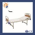 Nuovo tipo singolo- manovella letto di ospedale paraurti