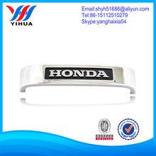 Custom chrome sticker motorcycle,chrome auto sticker badge emblem