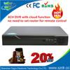 Manufacturer 4CH Full D1 CCTV Surveillance h.264 dvr firmware