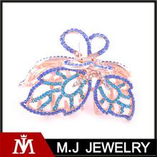 Metal missluv hair claw clip clam