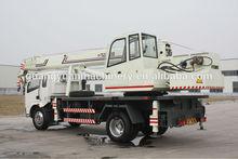 7 Ton Small Hydraulic Mobile Crane