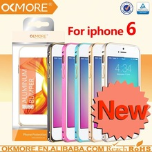 Mobile phone part two-tone round edge bumper case for iphone5s