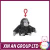 whole sale cute mini stuffed animals keychain monkeys icti audited factory