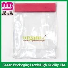 initiative factory clear pink pvc bag handbag