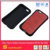 2014 Hot selling TPU+PU leather phone case for iphone 6