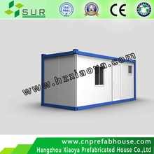fibre cement board/living container/Sandwich panel prefabricated container house modular home