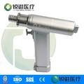 ortopédicos operado de la batería recargable de acero inoxidable multifuction destornillador