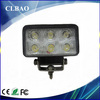 Wholesale 1300lm new 18w car led tuning light led work light for offroad tanks motorcycle bike Agriculture vehicle