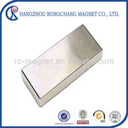 permanent block neodymium cylinder magnet,large neodymium magnet neodymium