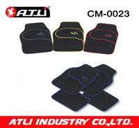 2014 hot sale high quality universal rubber car mat