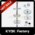 Kyok полюс системы серии кухни мебельной фурнитуры, кухня мебельная фурнитура