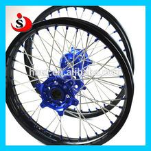 YMH JS YZF450 YZ125 YZF250 CNC Billet Motorcycle/Motocross Wheel Sets