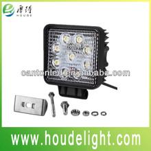 27W LED Work Light 12V , Off road, ATV, SUV, 4x4 auto work lamps