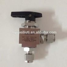 2-way Shut-off valve,high pressure angle valve,threaded shut-off valves