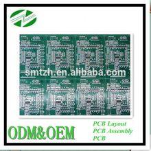 high tg single side pcb oem OSP Prototype single sided pcb design