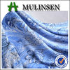 Mulinsen Textile Warm Touch Polyester Spandex Velvet Fabric with Knitting Theme