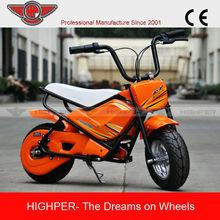 2014 250W Kids Electric Pocket Bike for kids(HP108E-B)