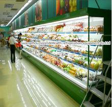 Used popular supermarket refrigeration equipment