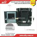 dty vr8800-3gw جيدة 2tb hdd dvr مسجل السيارة دعم gps 3g