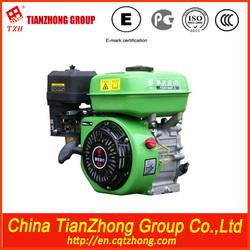 TZH powergen v twin motorcycle gasoline engine 22hp