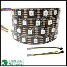 5V low voltage APa102 flex led strip 4-pin